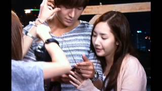 lee min ho and park min young fallin for you the minmin couple