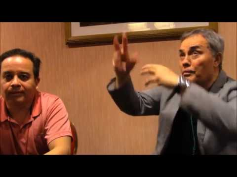 Sixto Paz Wells about UFO sightings and reporter witnesses, alien contact