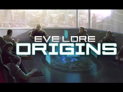 EVE Lore: Origins