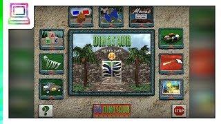 3-D Dinosaur Adventure Gameplay (part 3)
