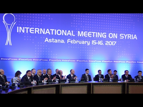 Second round of Syria peace talks end with little progress
