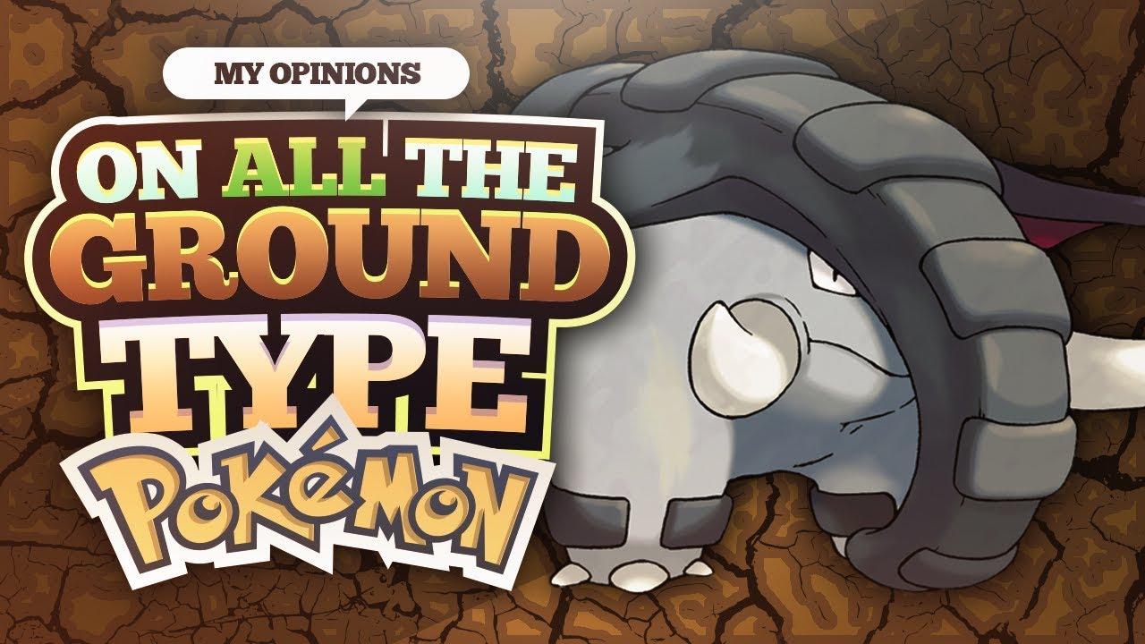 Avatar Herr Der Elemente Porn my opinions on all the ground type pokemon