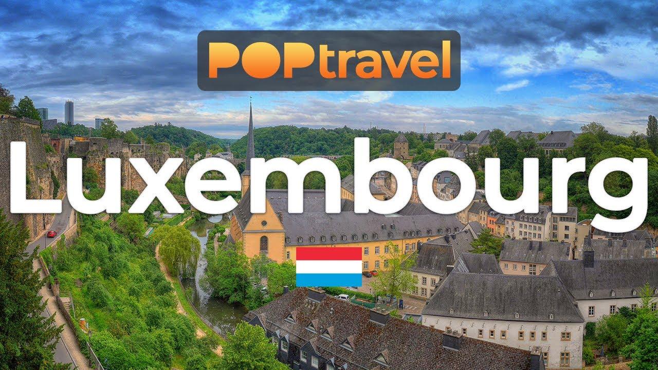 Видео прогулки по Люксембургу