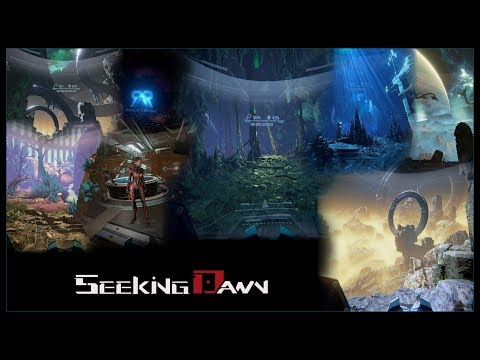 Seeking Dawn VR--Coop With ranXerox and More SP Game Play