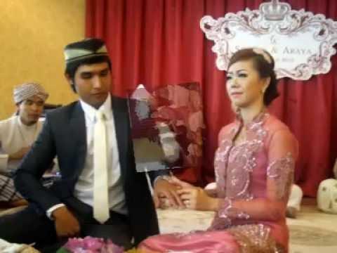 งานแต่งงานการ์ตูน แบบอิสลาม ( 22มี.ค.56 )