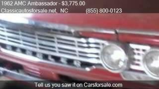 1962 AMC Ambassador  for sale in , NC 27603 at Classicautosf #VNclassics