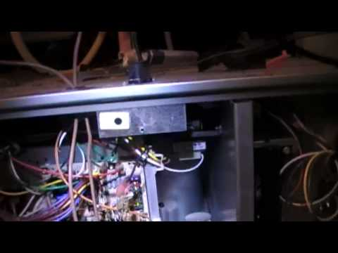 HVAC - Broken Door Switch and Temp Fix