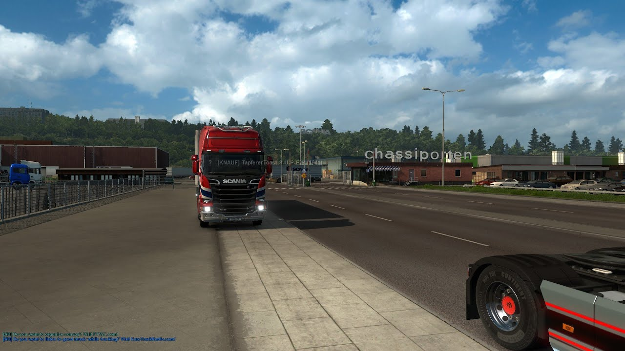euro truck simulator 2 scandinavia dlc gameplay p 6 youtube. Black Bedroom Furniture Sets. Home Design Ideas