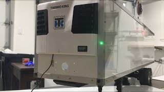 Tamiya 1/14 reefer traİler upgrades part 3