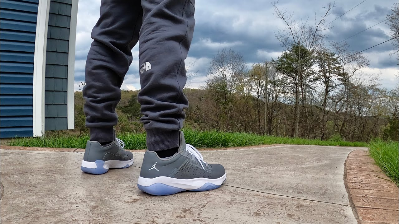 Jordan 11 CMFT Low - Cool Grey - Had to grab both colors! - Dad Shoe? Rad Shoe? - What do you think?