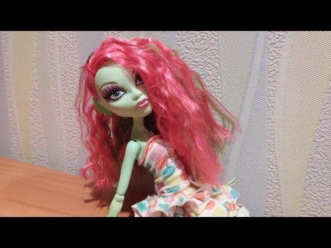 видео: Как сделать платье для куклы (мастер класс)