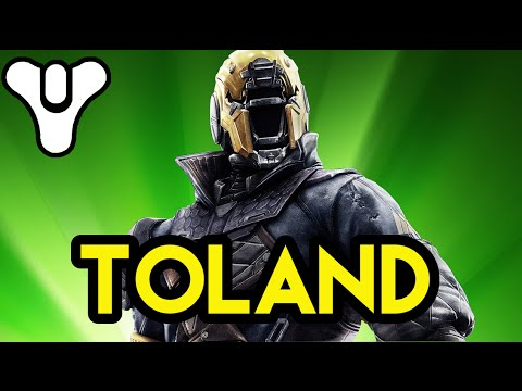 Destiny Lore Toland The Shattered and The Hive | Myelin Games
