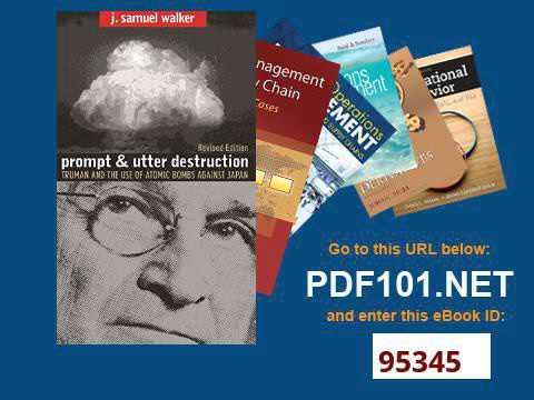 prompt and utter destruction ebook