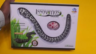 Real Remote Control Rattle Snake And Giveaway