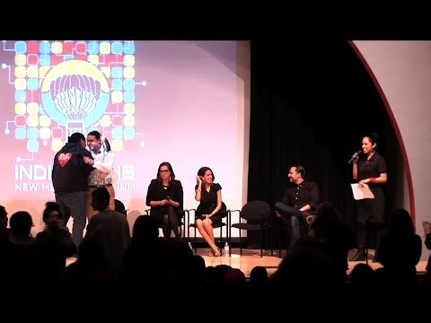 Indigenous New Media Symposium - Panel Discussion | The New School