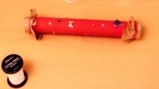 Learn how to make a Rainstick