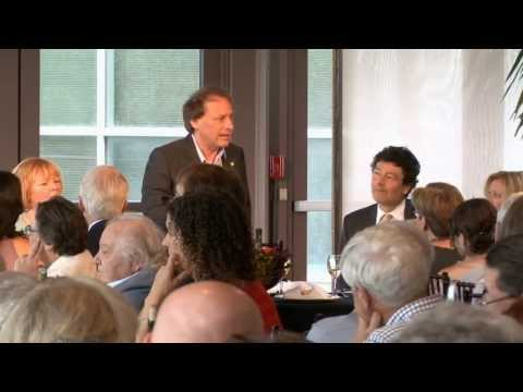 Adam Gopnik: Shakespeare and Feasting | The Forum | Stratford ...