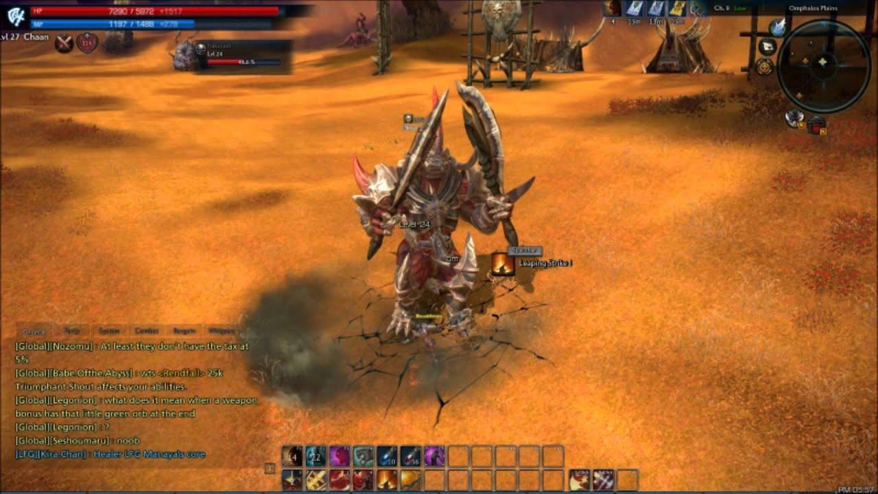 Game Naga Online