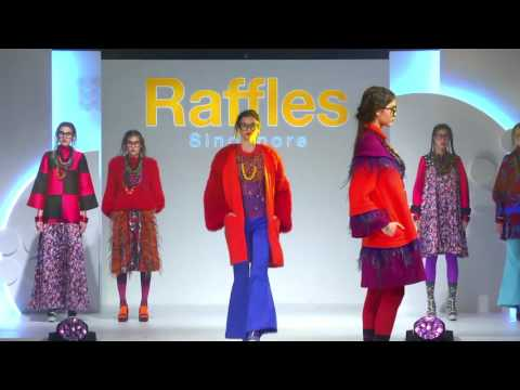 Raffles Singapore presents Mellisa's Runway Collection - Dis