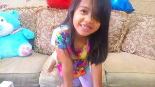Belajar Bahasa Inggris Bersama Jasmine 5 thn [learn]
