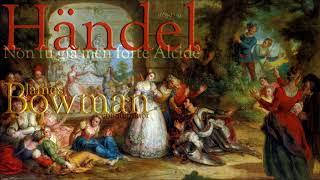 Händel -  Non fu gia men forte Alcide -  James Bowman - countertenor