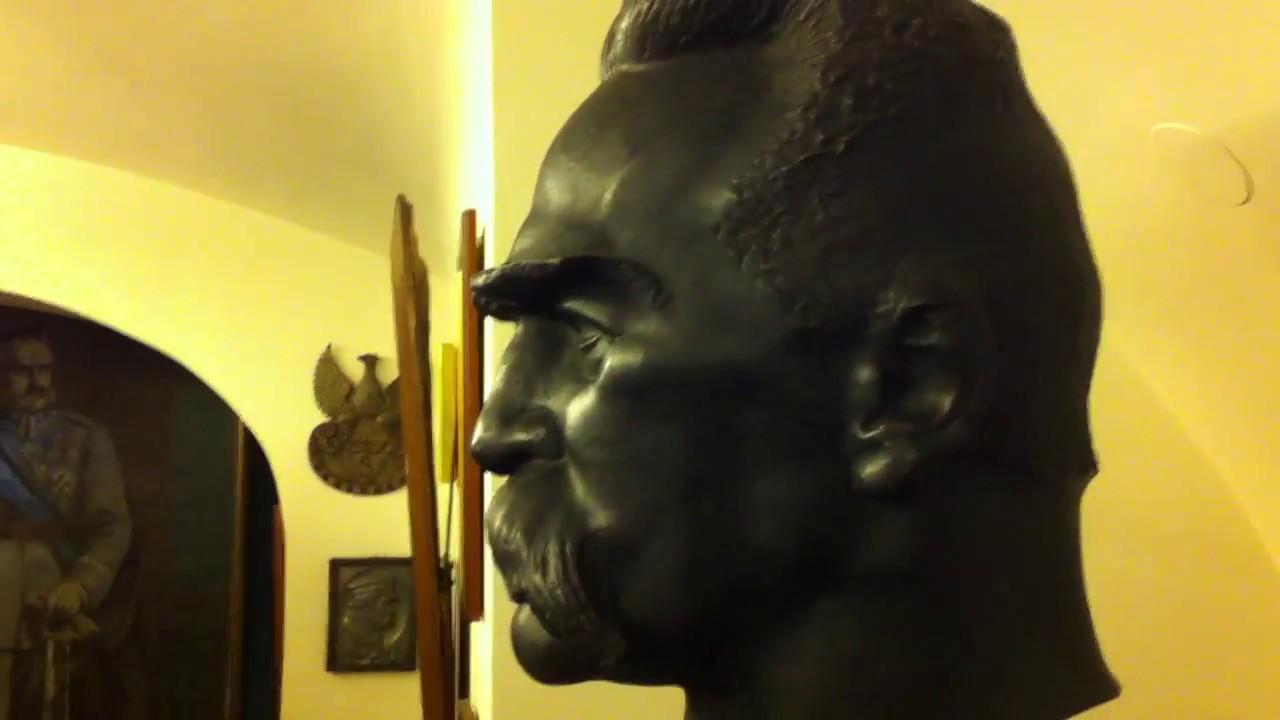 PATRIOT24 HISTORIA: Z wizytą w Belwederze – miejscu pracy i życia Józefa Piłsudskiego