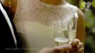 Очень нежная и счастливая свадьба Кости и Юли :: Свадебное агентство
