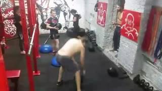 Функциональный тренинг в MAD MAX DOJO. ПРОФИ. Часть 1