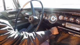 1956 CHRYSLER CROWN IMPERIAL HEMI V8 AT NO RESERVE