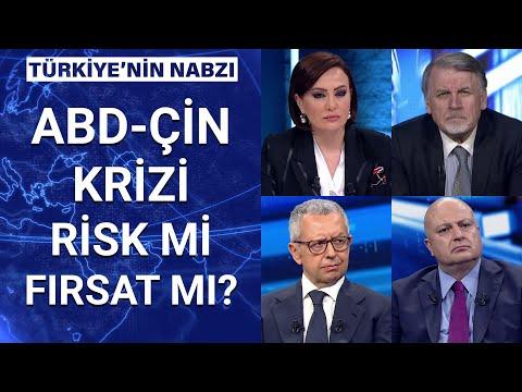 ABD-Çin Krizi Nereye Evrilecek, Türkiye Nasıl Tavır Almalı? | Türkiye'nin Nabzı - 25 Mayıs 2020