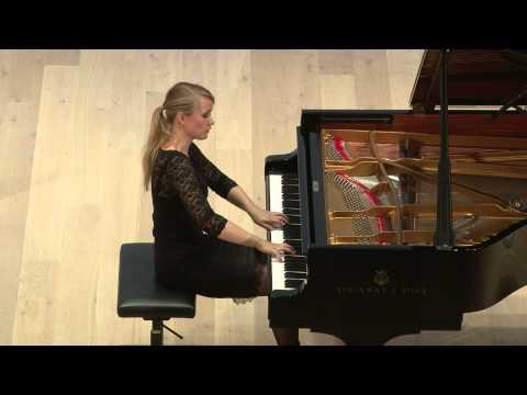 Schubert/Liszt: Ständchen, Katharina Treutler I piano