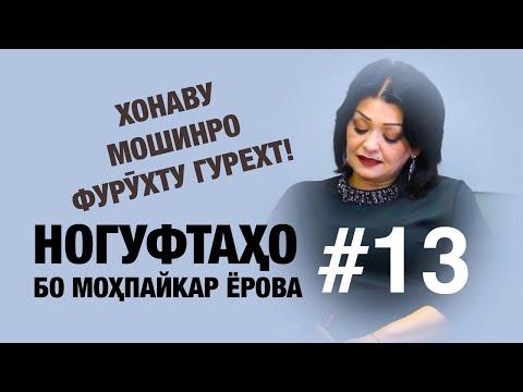 Ногуфтахо бо Мохпайкар Ёрова (2020)