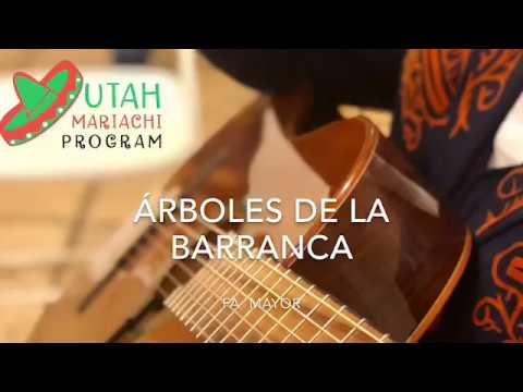 Árboles De La Barranca Fa Mayor Mariachi Karaoke