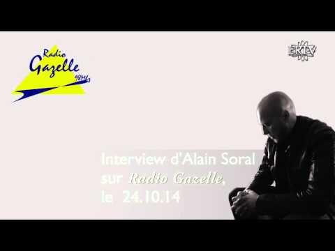 Alain Soral sur Radio Gazelle de Marseille le 24 oct 2014