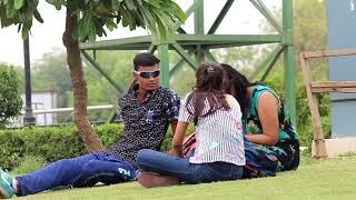 Staring prank at cute girls part- 5   Staring at girls   Pranks In India