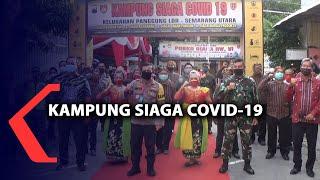Polda Jateng Perbanyak Pendirian Kampung Siaga Covid-19