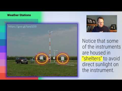 WINDPOWER    Meteorological Instruments, Part 1