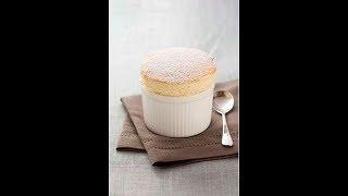 how to make vanilla souffle