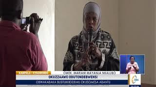 Obwakabaka busitukiddemu mu kutaasa obutonde bwensi