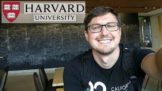 ГАРВАРД. Стрим из Гарвардского Университета