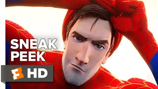 Spider-Man: Into the Spider-Verse Extended Sneak Peek (2018) | Movieclips Trailers