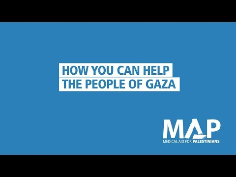 How you can help the people of Gaza