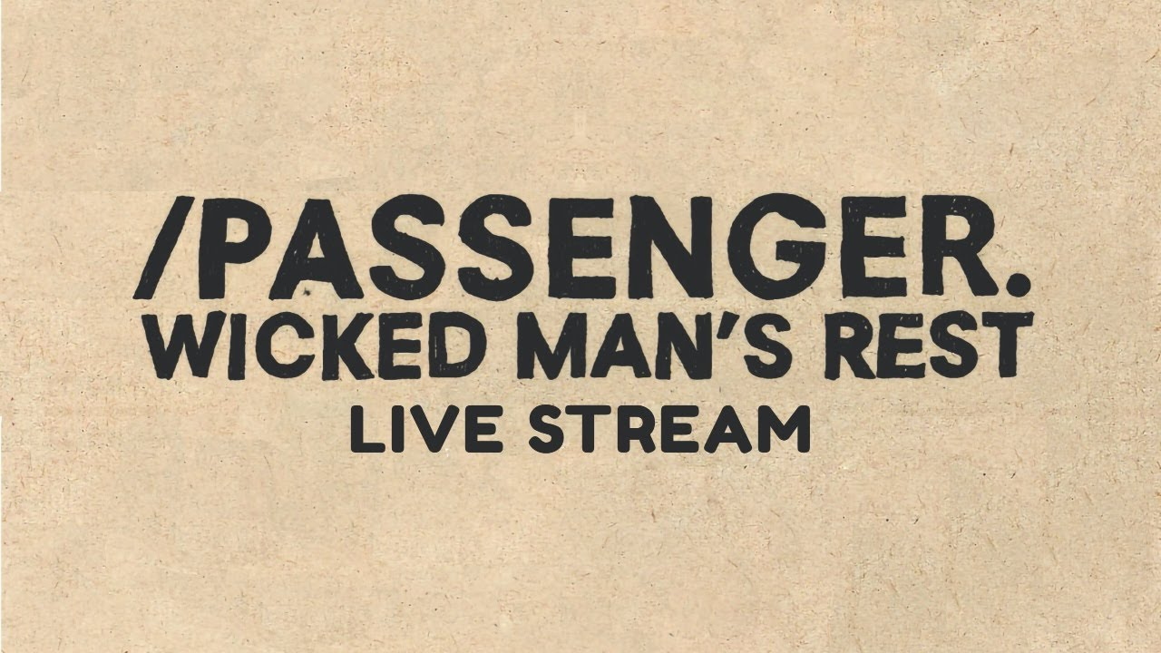 WICKED MAN'S REST LIVE STREAM