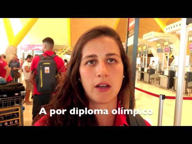 #TEAMESP - ELI MARTINEZ - TRIBUNA OLÍMPICA