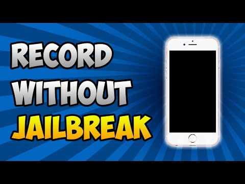How to screen record on iphone 6 without mac