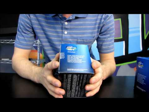 Intel Core i7 2600K LGA1155 CPU Processor Unboxing Linus Tech Tips
