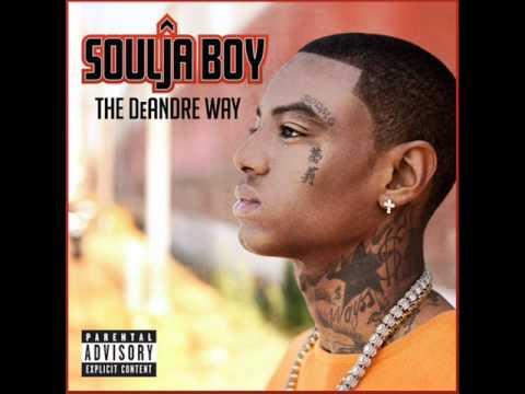 Soulja Boy - Blowing Me Kisses (Chopped & Screwed)