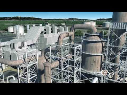 Safety Video: Refinery Plant Explosion Animation