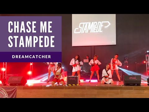 ALLURE STAMPEDE   Dreamcatcher(드림캐쳐) _ Chase Me Dance Cover