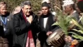 नगरकोटको बतासे डाँडामा शुक्रबारबाट नगरकोट महोत्सव सुरु - NEWS24 TV